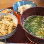 【国分寺】国分寺の人気カフェ!1種類だけのランチは胡桃づくしの優しい定食『胡桃堂 喫茶店』
