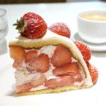 """【東京駅】あまおうのケーキ!その正体はドーム型した可愛い""""ズコット""""『果実園』"""